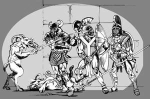 Hoplites vs Broos by Scravagghiupilusu959