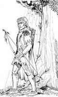 Silvan Elf by Scravagghiupilusu959