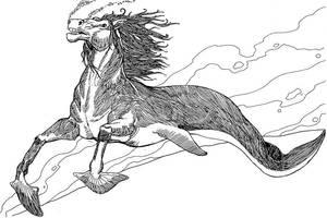 Seahorse by Scravagghiupilusu959
