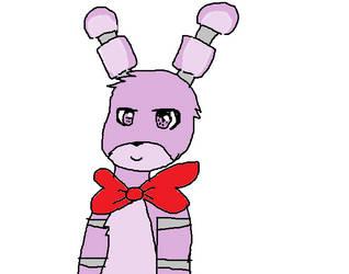 Bonnie by Pencilshy1