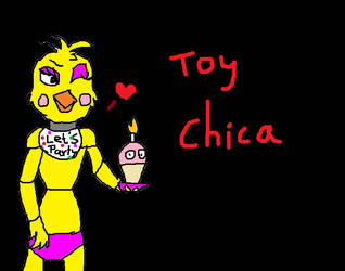 Toychica by Pencilshy1