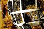 Unisphere Wallpaper BEIGE by SpAzZnaticShuRIken