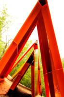Orange Arches by SpAzZnaticShuRIken