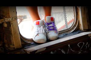 Sneakers by SpAzZnaticShuRIken