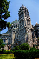 Outside The Cathedral Basilica by SpAzZnaticShuRIken