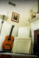 Spanish Guitar Player's Corner by SpAzZnaticShuRIken