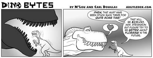 Dino Bytes - Toothy by CeeEmmDee