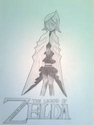 Zelda Wii WIP by Chocolate-Luver