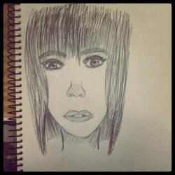 Random sketch by ThomasVargas