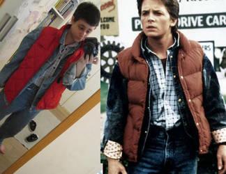 Marty McFly by ThomasVargas