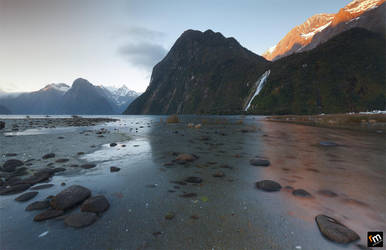 Milford Sound by Rodelicious