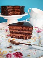 Sette veli cake by MeYaIeM