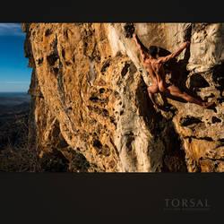 Free climbing by Torsal