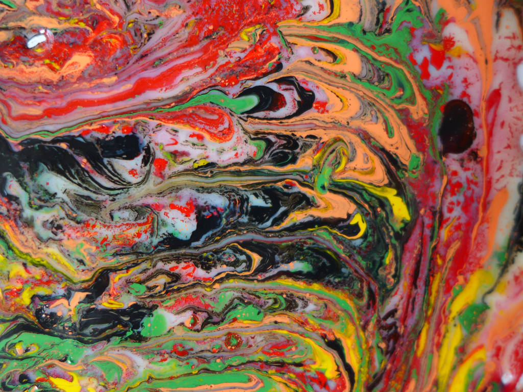 colored lava - 2018 by Bildband