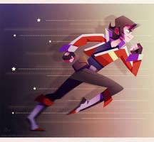 Run Keith Run! by RobinRBlake