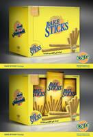 Bake sticks by rmelsheikh