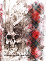 :TartanSkull: by AkiMao
