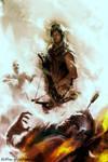 [ Daryl Dixon ] by AkiMao