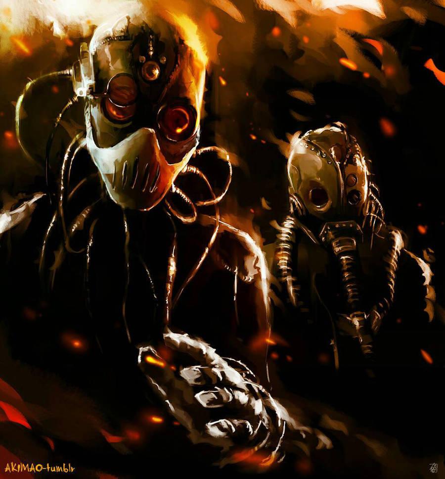 Dread Doctors II by AkiMao