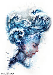 DreamOcean by AkiMao