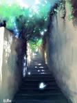 secret street by AkiMao