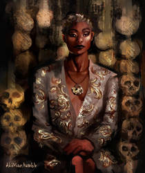 Prudence Night by AkiMao