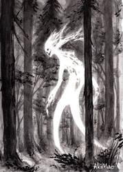 ghost by AkiMao