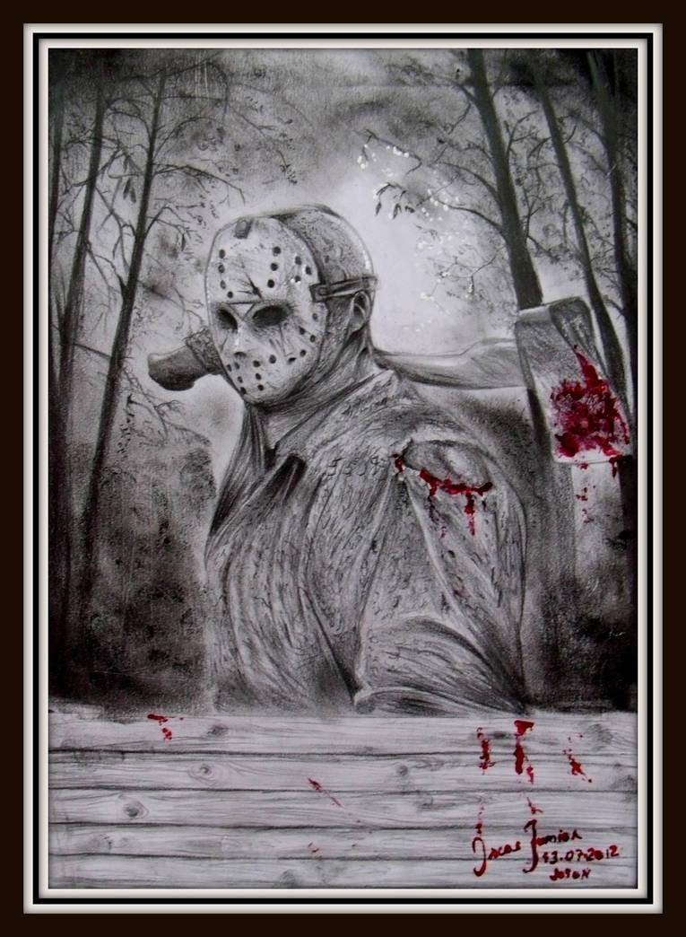 Jason by Oscarliima
