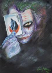 JoKeR by Oscarliima