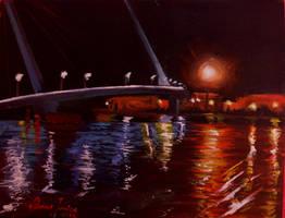 The bridge by Oscarliima