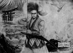 Haomaru (Samurai Shodown) by Oscarliima