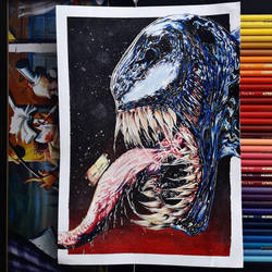 Venom -  Finished by Oscarliima