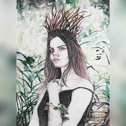 New drawing by Oscarliima