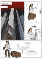 Unnamed comic - Random page by weirdMushroom