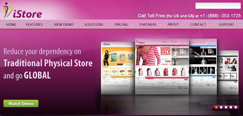 iStore - Ecommerce Shopping Cart Software by istoreecommercestore