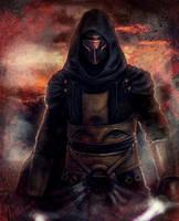 KOTOR Epic Revan by Faietiya