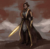 SWTOR Jedi Knight Eterriya by Faietiya