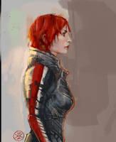 ME Red Shepachka by Faietiya