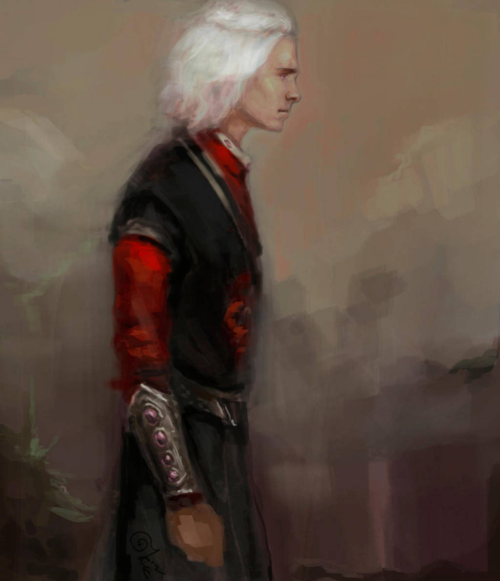 GOT Viserys by Faietiya