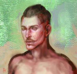 Dorian Pavus by Faietiya