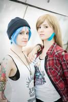 Chloe and Rachel II by showdown01