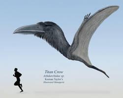 Venatosaurus saevidicus by AcroSauroTaurus on DeviantArt