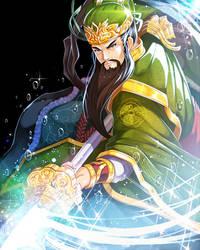 [Work] Guan Yu by RATIO-KR