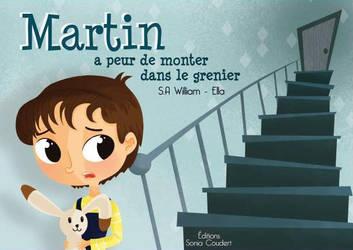Martin a peur de monter dans le grenier by Sawilliam