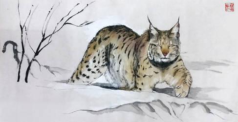 Lynx by toedeledoki