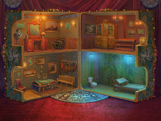 Dollhouse by julijuly