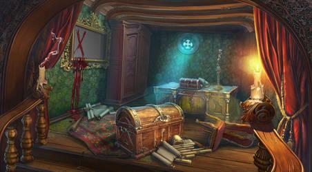 secret room by julijuly
