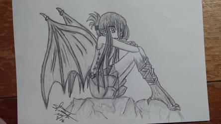 Dragon fairy by ShelandryStudio