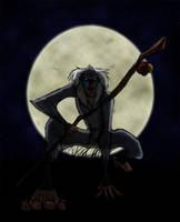 Ninja Rafiki by Mayshha