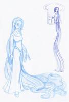 Rapunzel Concepts by kuabci